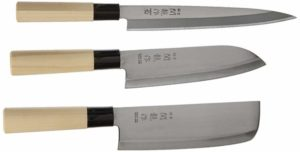 Happy Sales Japanese Sushi Chef Knives