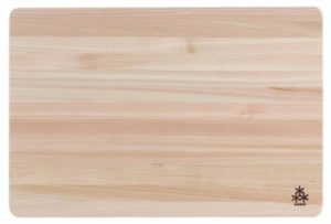 Hinoki Japanese Cypress Wood Cutting Board - Large, Ultra Thin