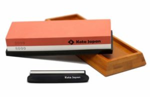 Kota Japan Premium Whetstone. Natural Knife Sharpening Stone