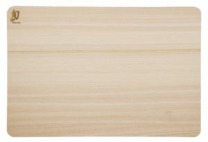 Shun DM0817 Hinoki Cutting Board