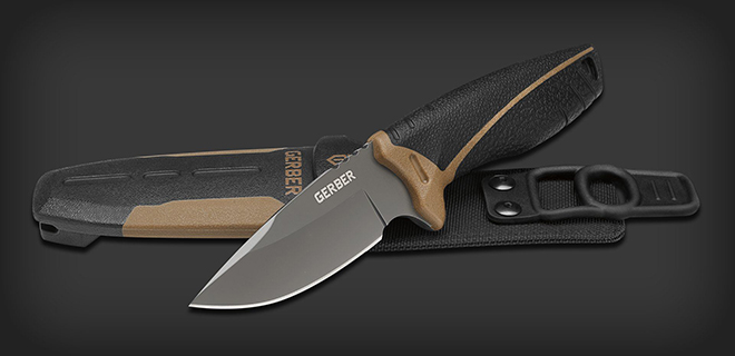 Gerber huting knife